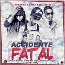 Jetson El Super Ft. Keyco y Yomo - Accidente Fatal MP3