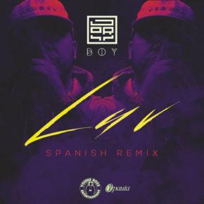 Jory Boy - LUV (Spanish Remix) MP3