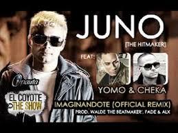 Juno Ft Yomo y Cheka - Imaginandote (Remix) MP3