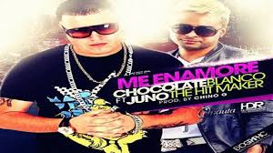 Juno Ft. Chocolate Blanco - Me Enamore MP3