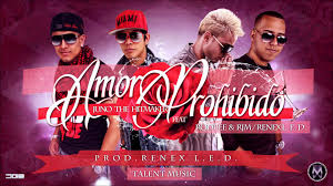 Juno The Hitmaker Ft. Renex LED y Talent Music - Amor Prohibido MP3