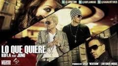 Kofla Ft. Juno - Lo Que Quiere MP3