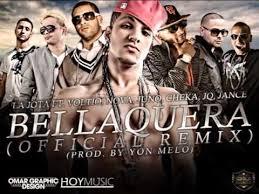 La Jota Ft Voltio Cheka Juno Nova Jq Y Jance - Bellaquera (Remix) MP3