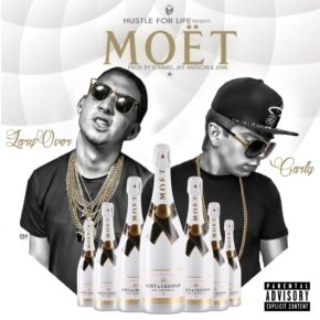 Lary Over Ft. Carly - Moet MP3
