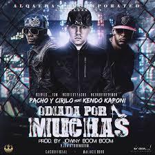 Pacho Y Cirilo Ft. Kendo Kaponi - Odiada Por Muchas MP3