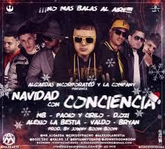 Pacho y Cirilo Ft Mb D.Ozi Valdo Alexio y Bryan - Navidad Con Conciencia MP3