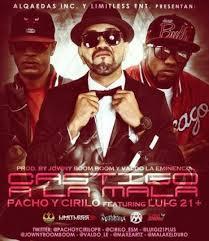 Pacho y Cirilo Ft. Lui G 21 Plus - Castigo A La Mala MP3