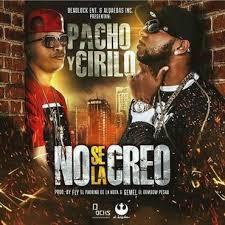 Pacho y Cirilo - No Se La Creo MP3