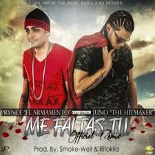 Prynce El Armamento Ft. Juno - Me Faltas Tu MP3