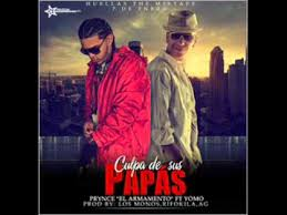 Prynce Ft Yomo - Por Culpa De Tus Papas MP3