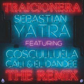 Sebastian Yatra Ft. Cosculluela Y Cali & El Dandee - Traicionera (Remix) MP3