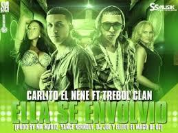 Trebol Clan Ft. Carlito El Nene - Ella Se Envolvio MP3