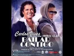 Trebol Clan Ft. Carlos Vives - Bailar Contigo Remix MP3