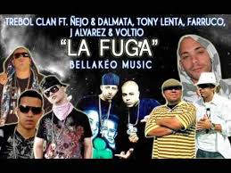 Trebol Clan - Fuga Remix MP3