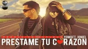Yomo Ft. Joniel - Prestame Tu Corazon MP3