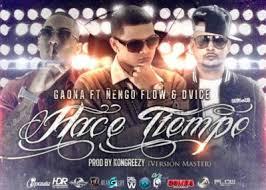 Ñengo Flow Ft. Gaona y Dvice - Hace Tiempo MP3