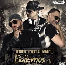 Andino Ft. Franco El Gorila - Bailemos Mix MP3