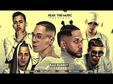 Bad Bunny Ft. Baby Rasta, Noriel, Bryant Myers, Brytiago Y Arcangel - Me Mata
