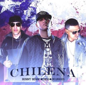 Benny Benni Ft Endo y Delirious - Chilena MP3