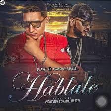 D-Enyel Ft Franco El Gorila - Hablale MP3