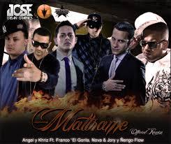 Franco El Gorila Ft. Angel y Khriz y Nova y Jory y Ñengo Flow - Maltratame Remix MP3