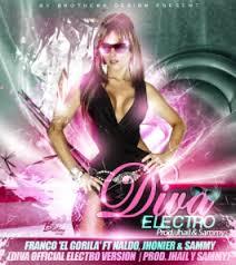 Franco El Gorila Ft. Naldo y Jhonier y Sammy - Diva Electro Version MP3
