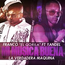 Franco El Gorila Ft. Yandel - Musica Buena MP3