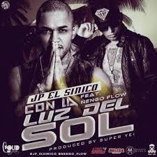 JP El Sinico Ft. Ñengo Flow - Con La Luz Del Sol MP3