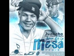 Juan Luis Juancho Ft. Franco El Gorila - Amor en la Mesa MP3