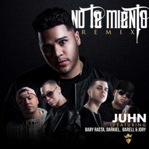 Juhn Ft. Baby Rasta, Darkiel, Darell, Jory Boy - No Te Miento Remix