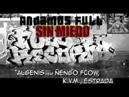 KVM Ft. Ñengo Flow Algenis Y Estrada - Andamos Full MP3