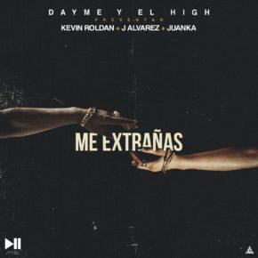 Kevin Roldan Ft. J Alvarez Y Juanka El Problematik - Me Extrañas MP3