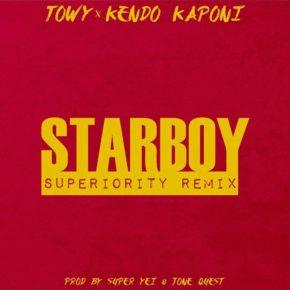 Towy Ft Kendo Kaponi - Starboy Remix MP3