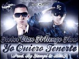 Trebol Clan Ft. Ñengo Flow - Yo Quiero Tenerte MP3