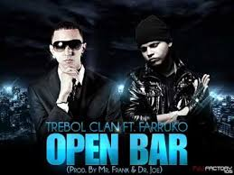 Trebol Clan Ft. Farruko - Open Bar MP3
