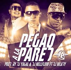 Trebol Clan Ft. Jowell y Randy - Pegao a la Pared MP3