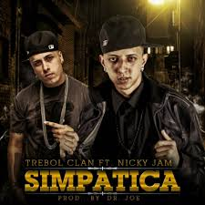 Trebol Clan Ft. Nicky Jam - Simpatica MP3