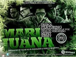 Trebol Clan Ft. Yonell La Voz, Vidal, Macdize, Mepsy, Jersey - Marijuana MP3