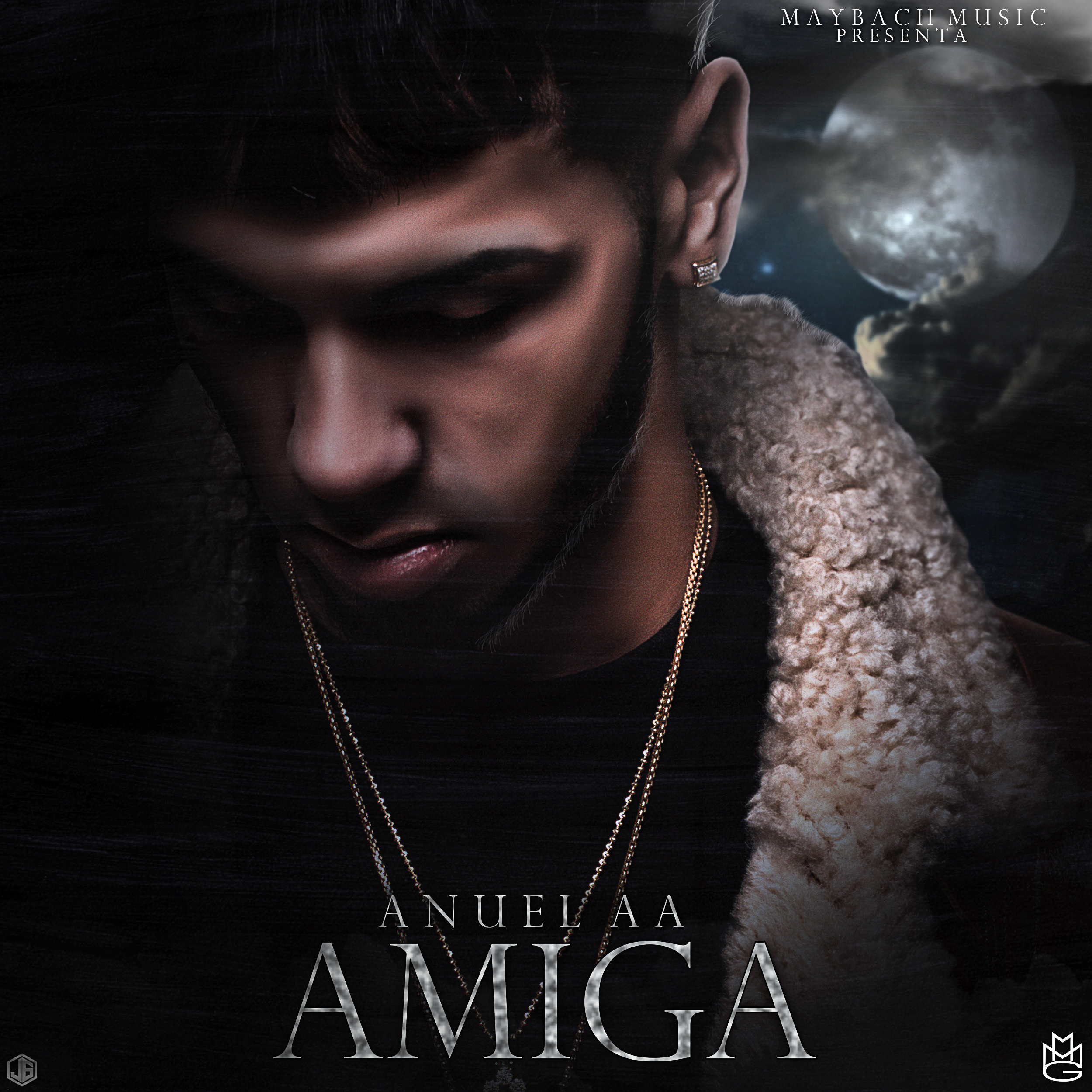 Anuel AA - Amiga MP3