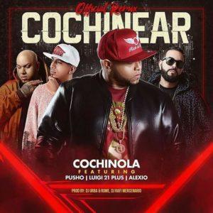 Cochinola Ft. Pusho, Luigi 21 Plus, Alexio La Bestia - Cochinear Remix