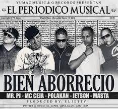 Mc Ceja Ft Polakan, Mr. PJ, Jetson y Masta - Bien Aborrecio MP3