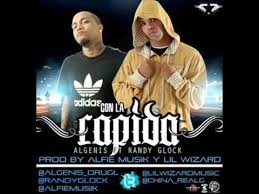 Randy Glock Ft. Algenis Drug Lord - Con La Rapida MP3