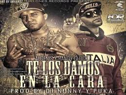 Randy Glock Ft. Algenis Drug Lord - Te Los Damos En La Cara MP3