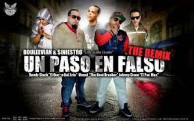 Randy Glock Ft. Bouleevian Y Siniestro, Menol Y Johnny Stone - Un Paso En Falso Remix MP3