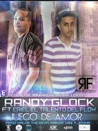 Randy Glock Ft. Eriel El Talento Del Flow - Juego De Amor MP3