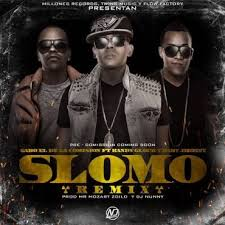 Randy Glock Ft. Gabo El De La Comision Y Baby Johnny - Slomo Remix MP3