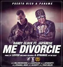 Randy Glock Ft. Japanese - Me Divorcie MP3