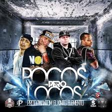 Randy Glock Ft. Johnny Stone, Durango Y El Che - Pocos Pero Locos MP3