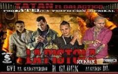 Tatan Ft. Randy Glock, Algenis Y GVI - La Pistola Remix MP3