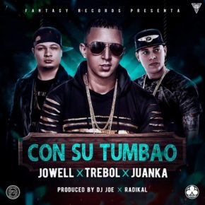 Trebol Clan Ft. Jowell Y Juanka El Problematik - Con Su Tumbao MP3